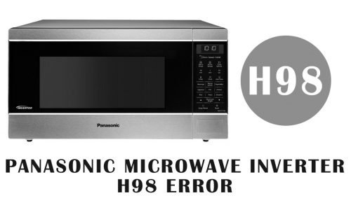 panasonic microwave inverter h98 error